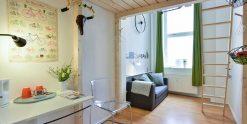 Bicycle Room - Doppelzimmer im Kiez Hostel Berlin