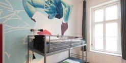 Girls Room - Mehrbettzimmer für Frauen im Kiez Hostel Berlin