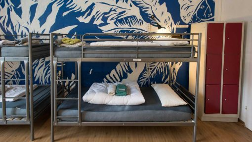 Mens World Room - Mehrbettzimmer im Kiez Hostel Berlin