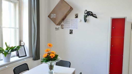 Photo Room - Mehrbettzimmer im Kiez Hostel Berlin