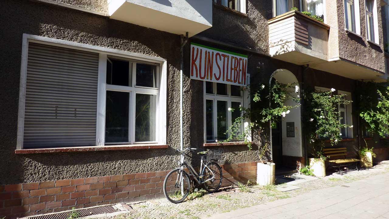 Kunstleben: Aktive Kiez-Kultur in Friedrichshain